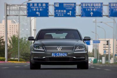 Nuova Volkswagen Phaeton immagini ufficiali e caratteristiche tecniche