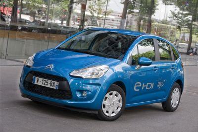 PSA Peugeot Citroen con la tecnologia e-HDi ridotti consumi ed emissioni