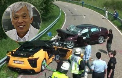 Toyota: morto in un incidente il collaudatore Hiromu Naruse