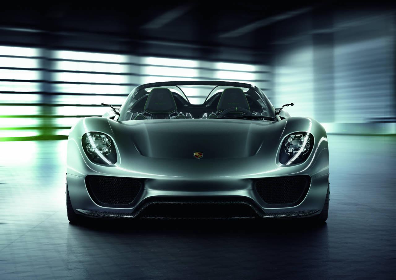 918 Spyder: Porsche plug-in da 500mila euro