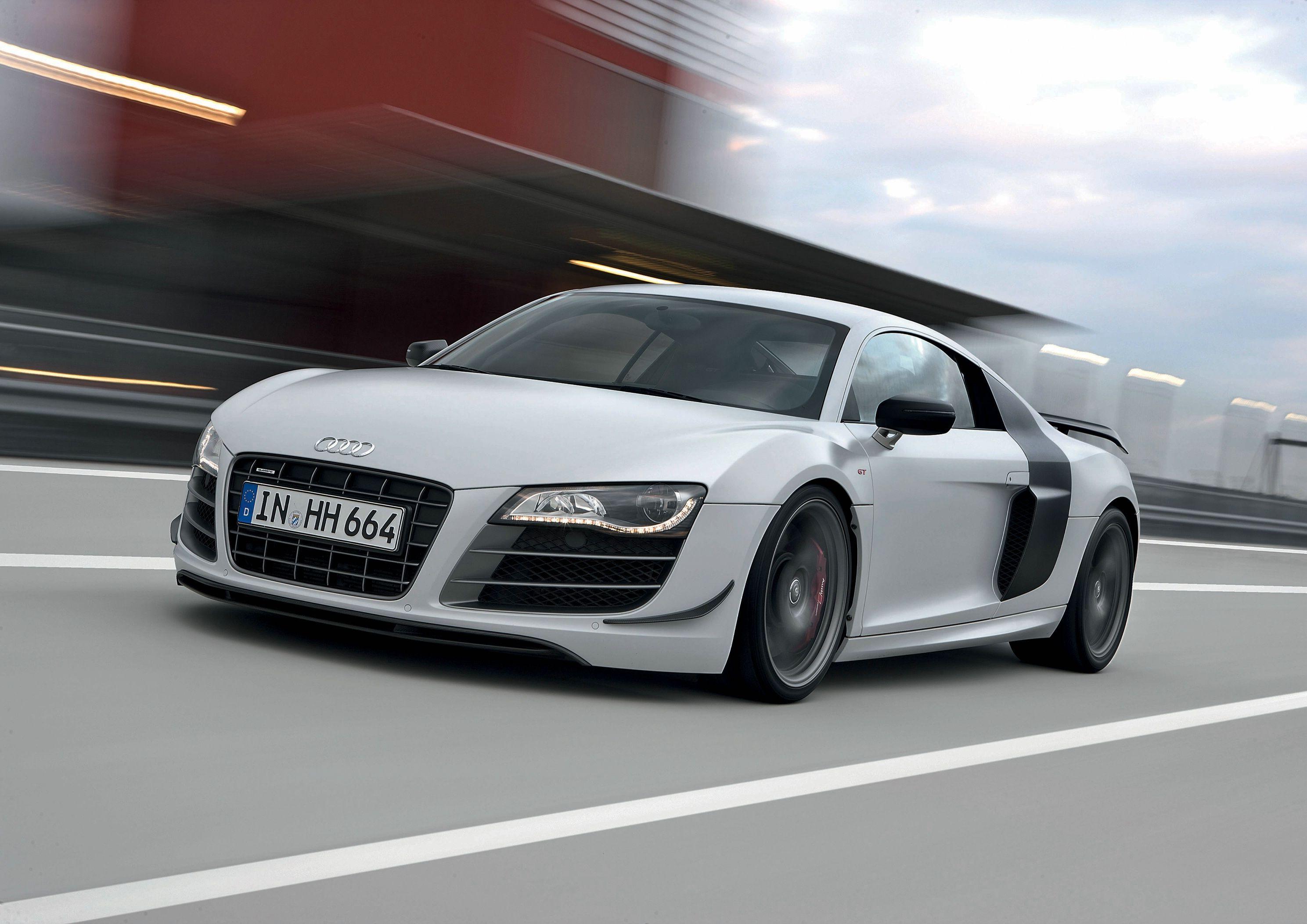 Audi R8 GT: inizia la prevendita in Italia