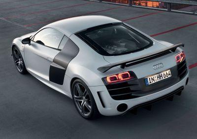 Audi R8 GT  inizia la prevendita in Italia