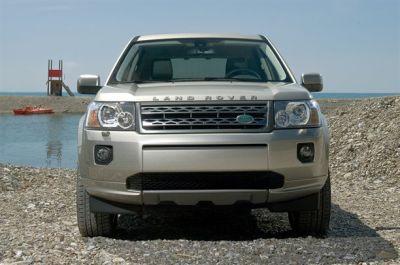 Land Rover Freelander 2011 immagini ufficiali e caratteristiche tecniche