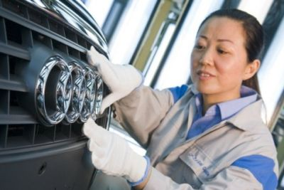 L'import Cinese spinge Audi, BMW e Mercedes