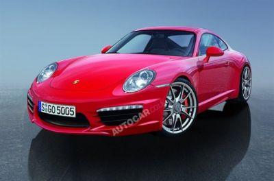 Nuova Porsche 911: svelati i primi dettagli