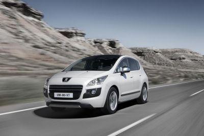 Peugeot 3008 HYbrid4 primo veicolo Full Hybrid Diesel al mondo