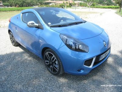 Renault Wind candidata alla nomination per Car of the Year 2011