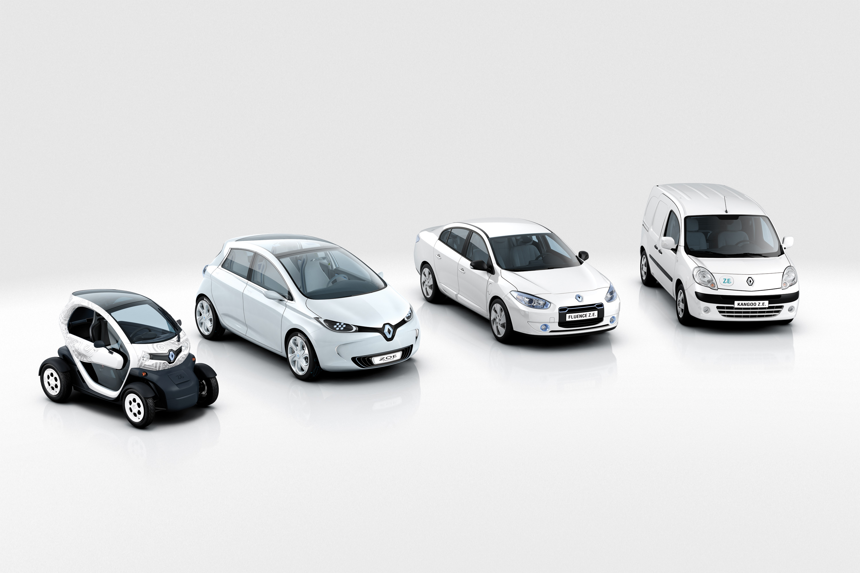 Renault, leader del Salone di Parigi in tema di mobilità sostenibile