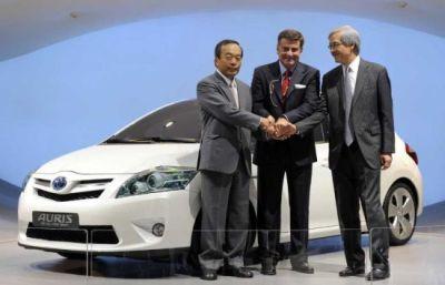 Andrea Formica, ex Toyota, nuovo responsabile del brand Fiat di Fiat Group Automobiles