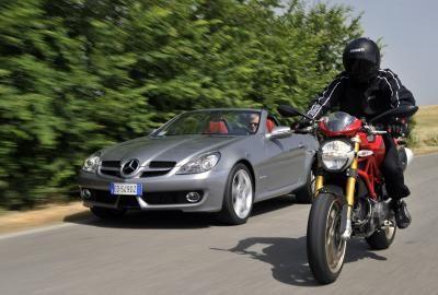 Dopo Volkswagen e Suzuki, accordo tra Mercedes e Ducati?