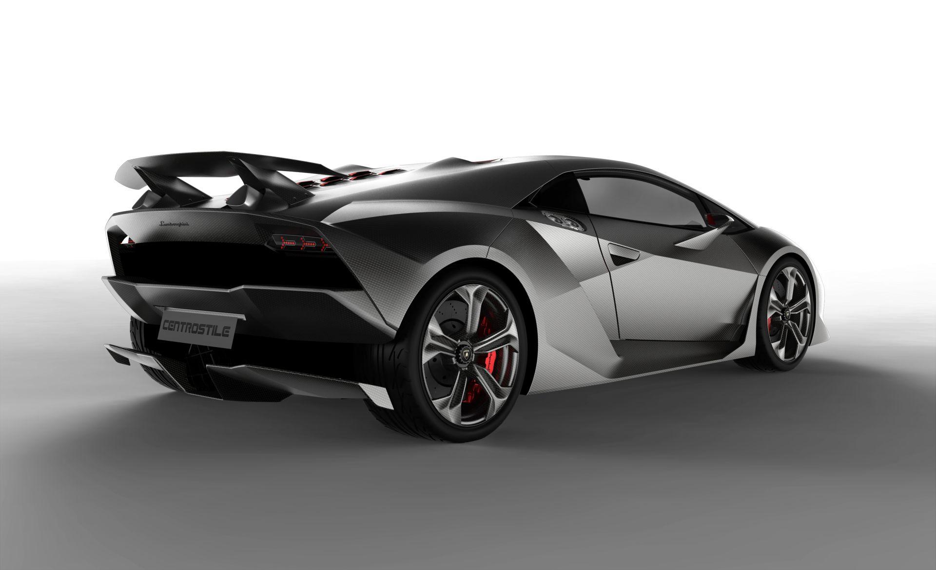 Lamborghini Sesto Elemento: immagini e caratteristiche ufficiali