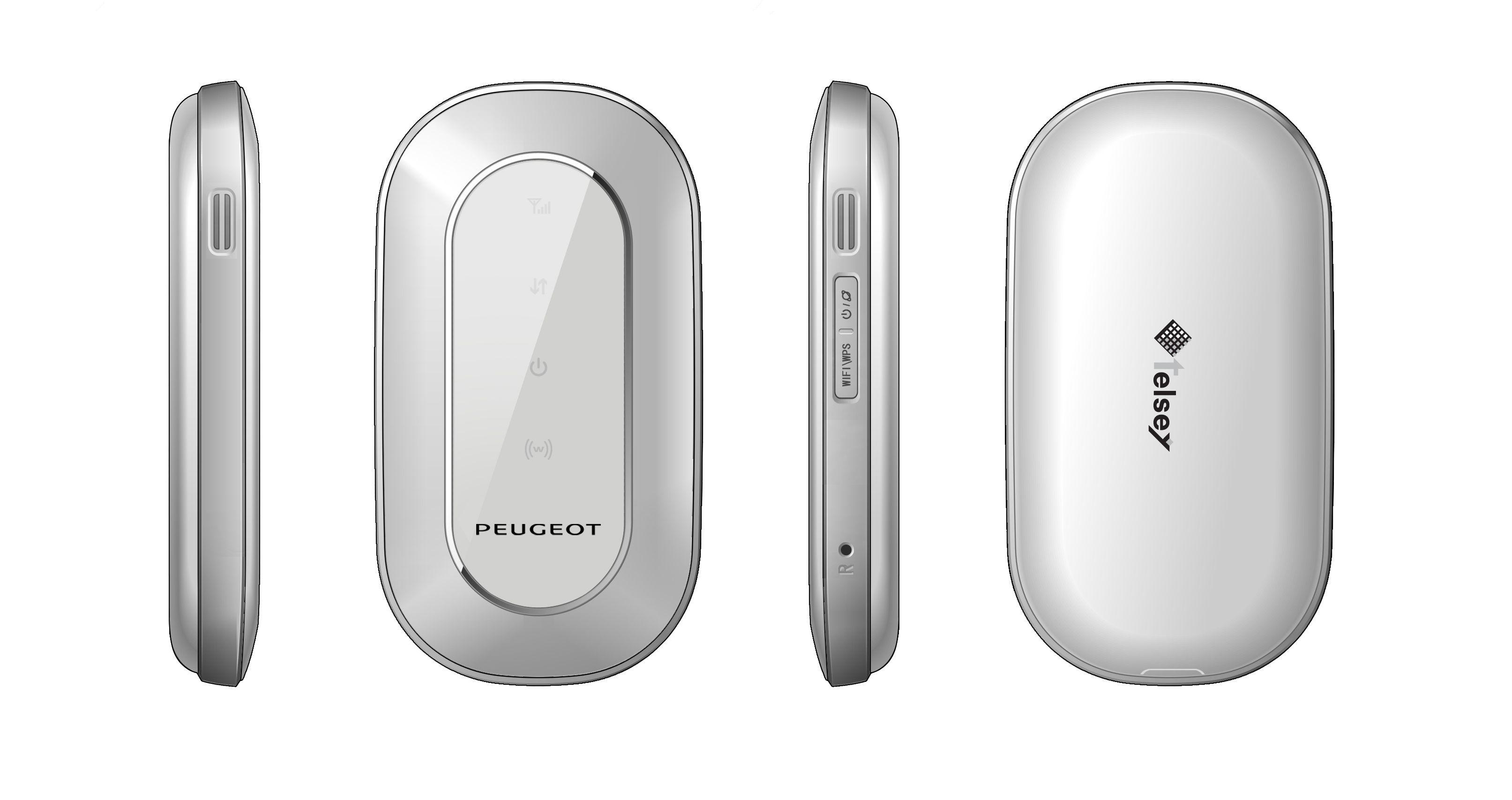 Peugeot 3008: disponibile la connessione Wi-Fi a bordo
