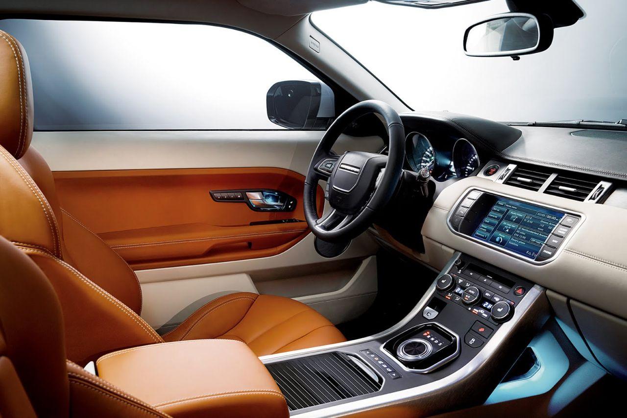 Range Rover Evoque: tutte le immagini ufficiali