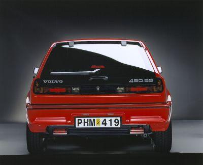 Volvo 480 ES la prima Volvo a trazione anteriore compie 25 anni