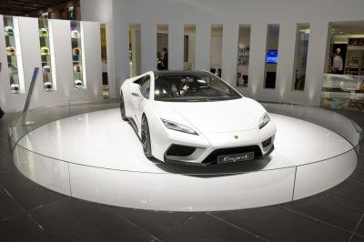 Nuova Lotus Esprit video, scheda tecnica e nuove immagini