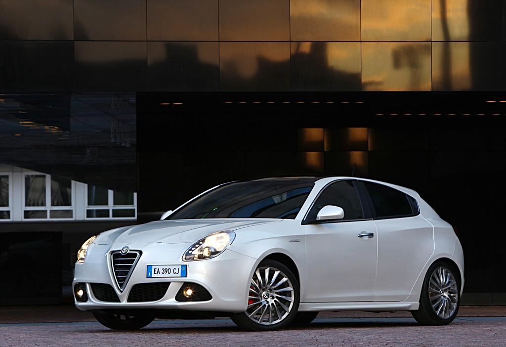 Alfa Romeo Giulietta 2.0 JTDM-2 da 140 CV