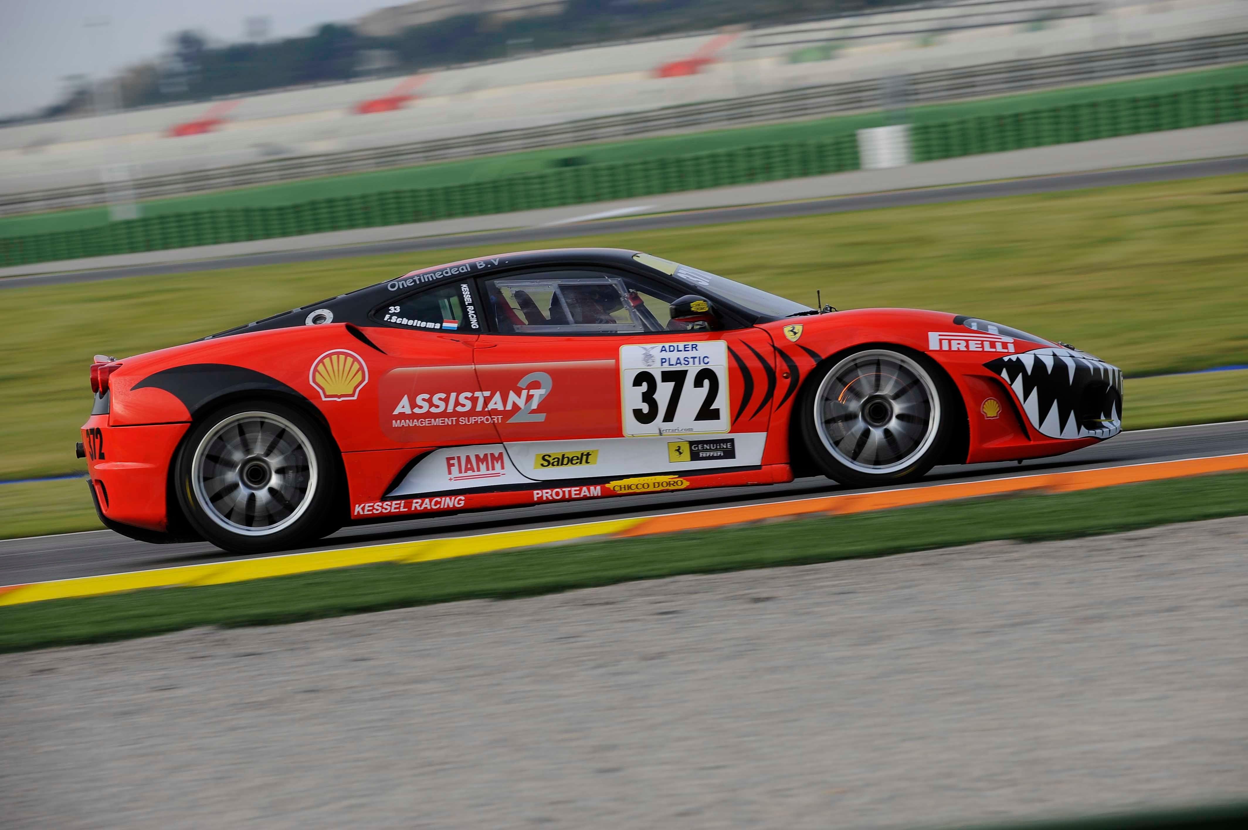 Kessel Racing alle Finali Mondiali Ferrari