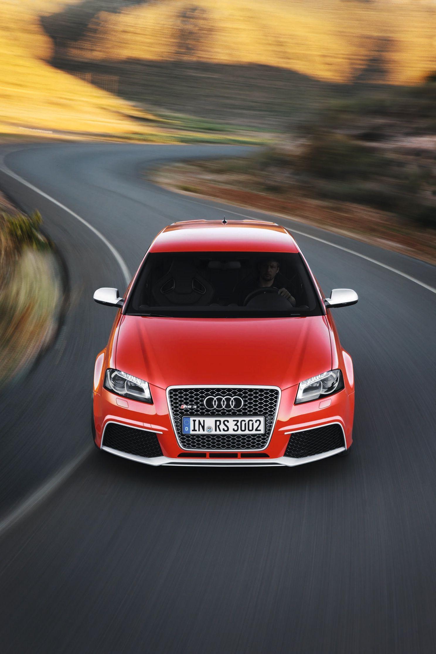 Audi RS3 Sportback: definito il prezzo pari a 52.100 Euro