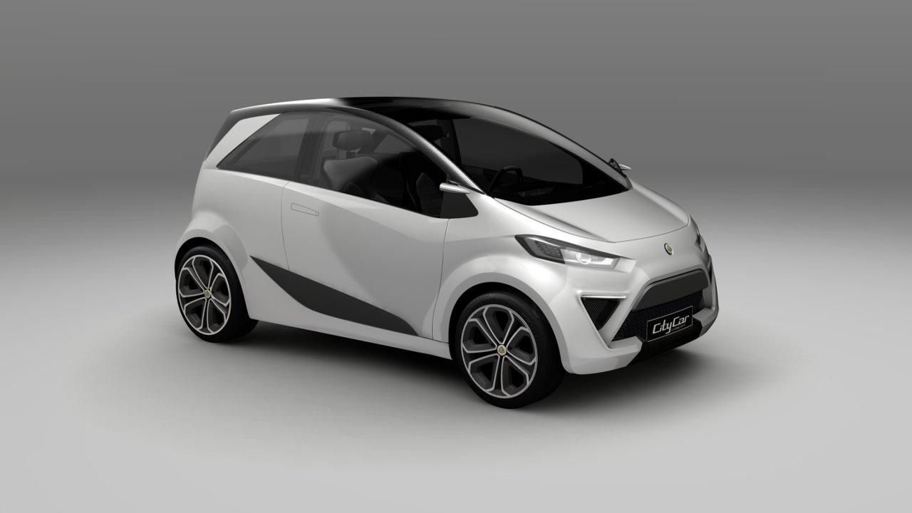 Lotus City Car Concept: sul mercato dal 2013