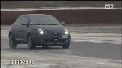 Test drive Alfa Romeo MiTo Fiat chiederà un risarcimento danni ai responsabili di Annozero - video