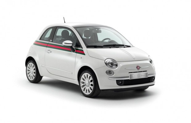 Fiat 500 by Gucci: savoir faire italiano