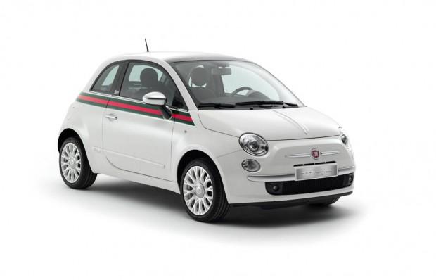 Fiat 500 by Gucci: savoir faire italiano