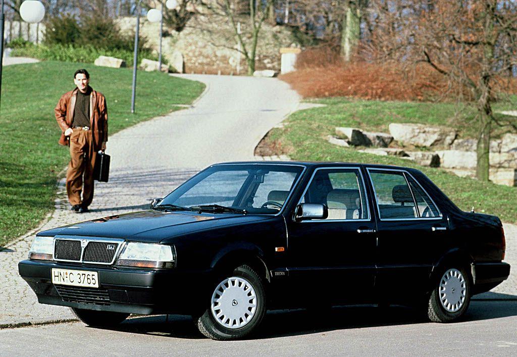 1984 lancia thema. Lancia Thema 2.0i.e. 1ª Serie