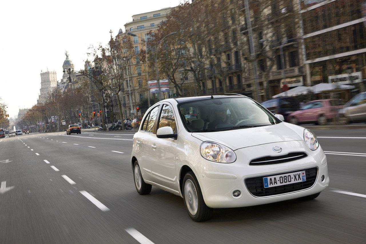 Nissan Micra DIG-S: valida alternativa al diesel