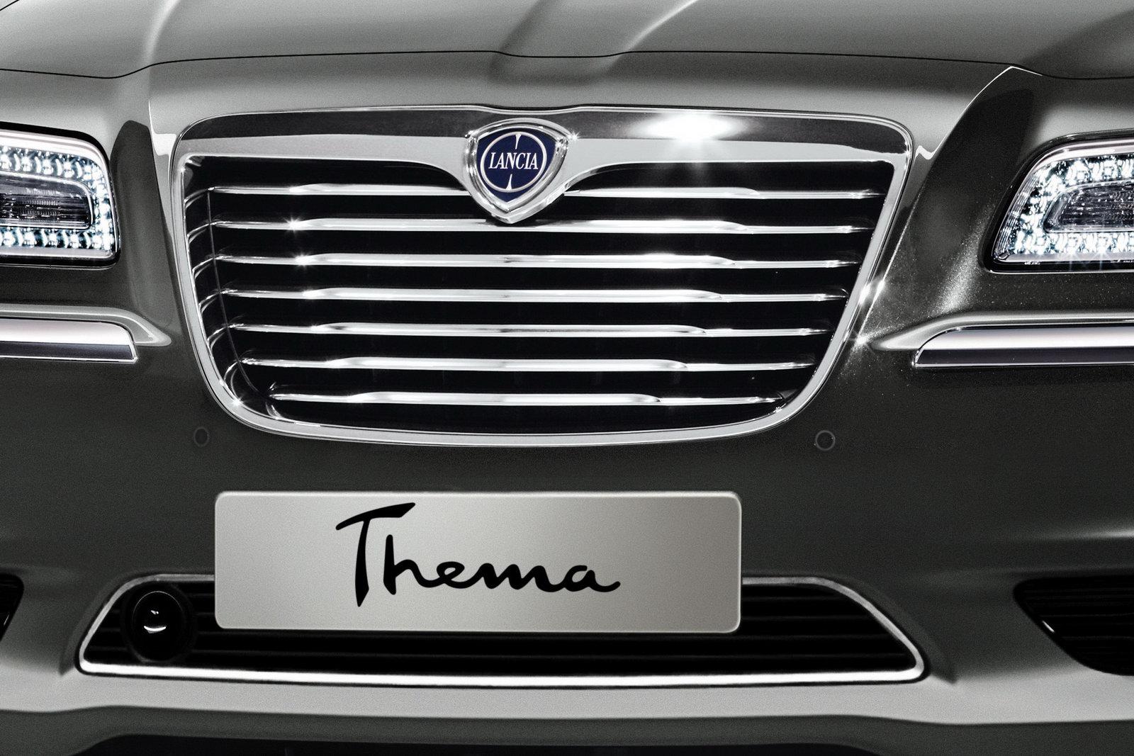 Nuova Lancia Thema: a Ginevra l'alter ego europeo della Chrysler 300