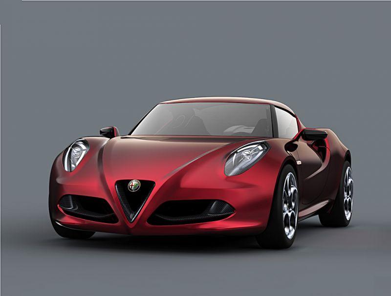 Alfa Romeo 4C: il video della presentazione