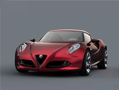 Alfa Romeo 4C il video della presentazione