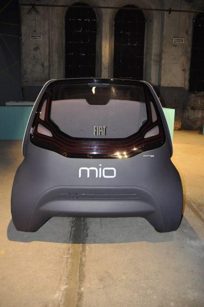Officine Grandi Riparazioni protagonista Fiat Mio