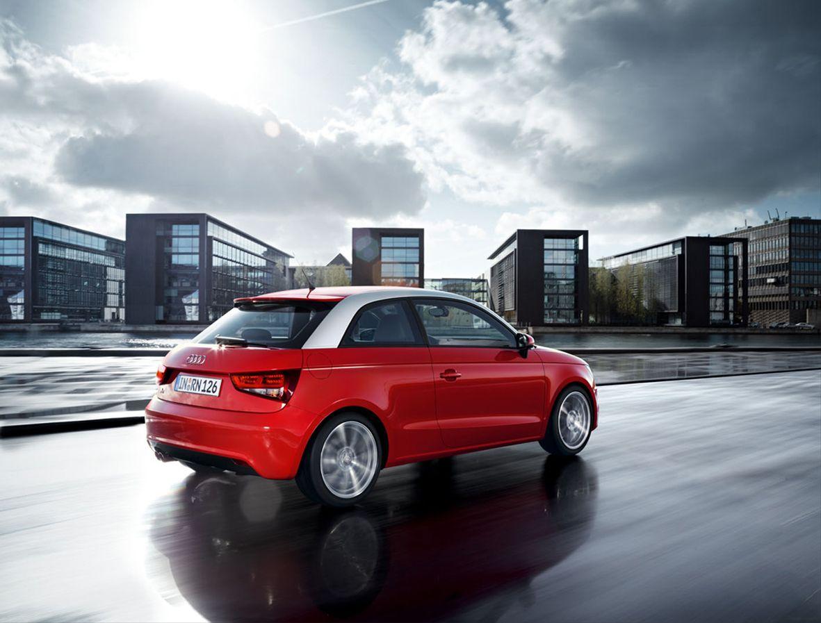 Bridgestone Potenza S001 come primo equipaggiamento sull'Audi A1