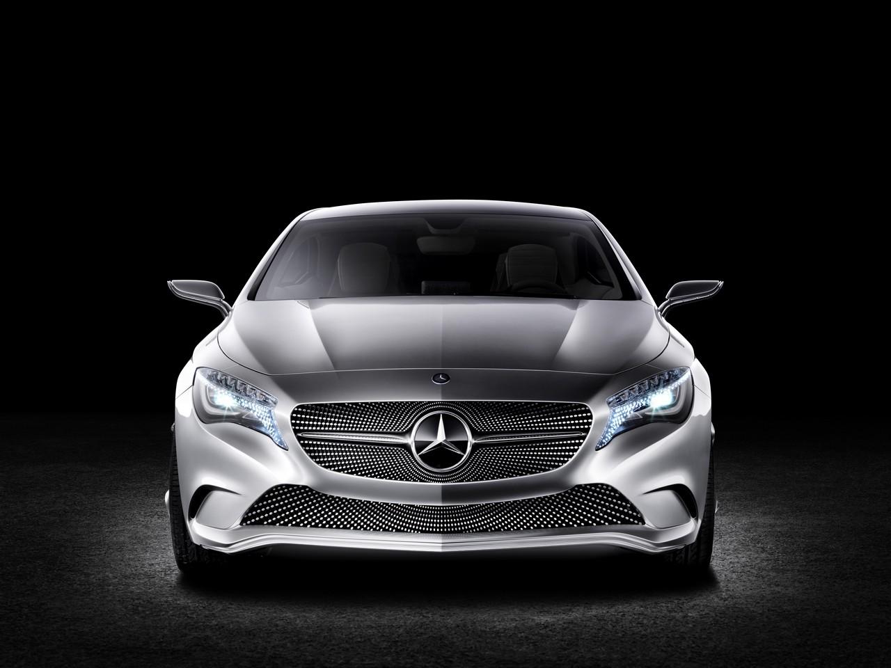 """Mercedes Concept Classe A: come sarà la futura compatta della """"stella"""""""