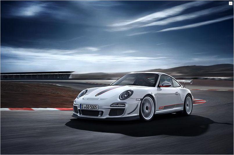 Porsche 911 GT3 RS 4.0: tutto sulla supercar dalle prestazioni impressionanti