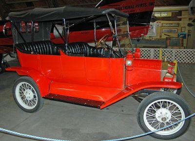 Indagine Ford: dalla celebre frase di Henry Ford (1922) alle preferenze cromatiche degli automobilisti europei (2010)