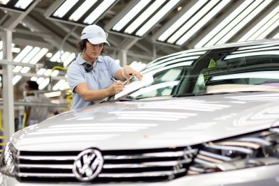 Gruppo Volkswagen: consegne record nel mondo