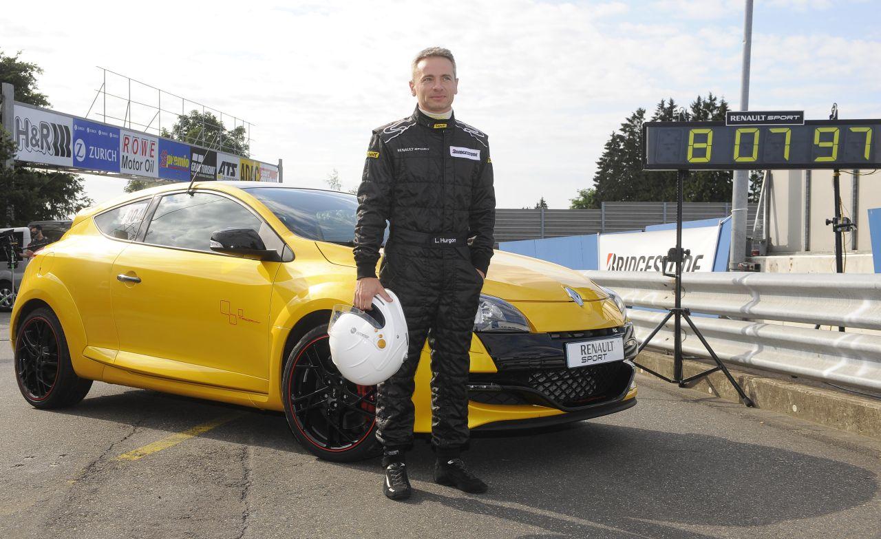 """La Mégane R.S. Trophy """"accorcia"""" il Nürburgring"""