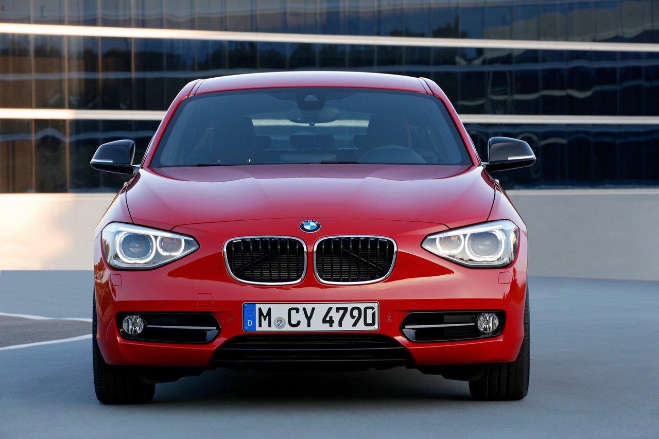 Nuova BMW Serie 1: prime immagini ufficiali in attesa di Francoforte