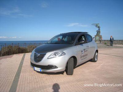 Nuova Lancia Ypsilon BlogMotori.com
