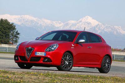 Alfa Romeo Giulietta con cambio a doppia frizione TCT