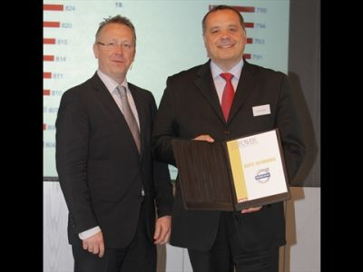 Customer Satisfaction Volvo premiata da J.D. Power