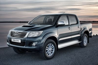 Nuovo Hilux 2012