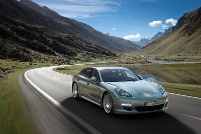 Porsche Panamera Diesel: in vendita da giugno