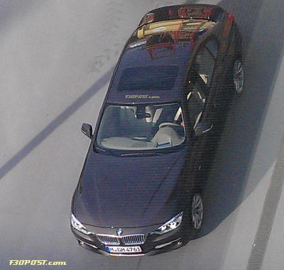 BMW Serie 3 2012 (F30)