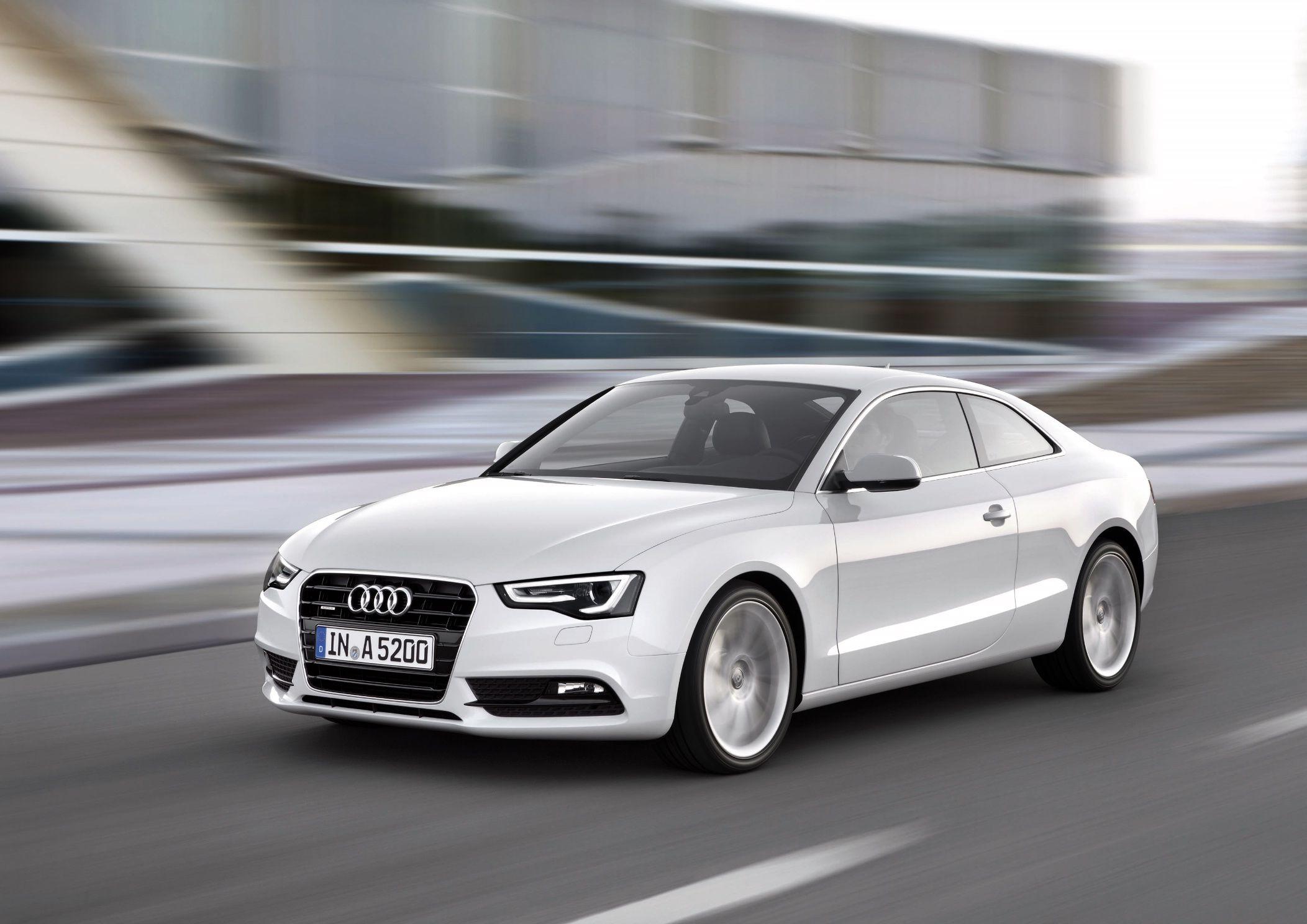 I prezzi delle nuove A5 / S5 Coupé, Cabriolet e Sportback