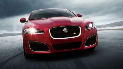 Jaguar XF berlina con l'anima di una vettura sportiva