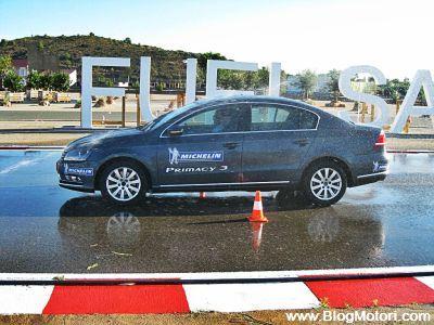 Michelin Primacy 3: in pista a Valencia per testare il nuovo eccellente pneumatico