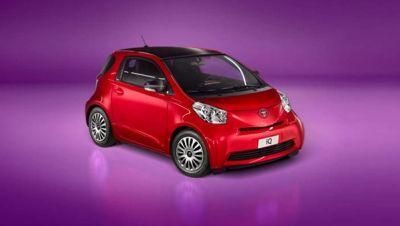 Toyota iQ Trend: city-car a 10.950 euro (prezzo di lancio)