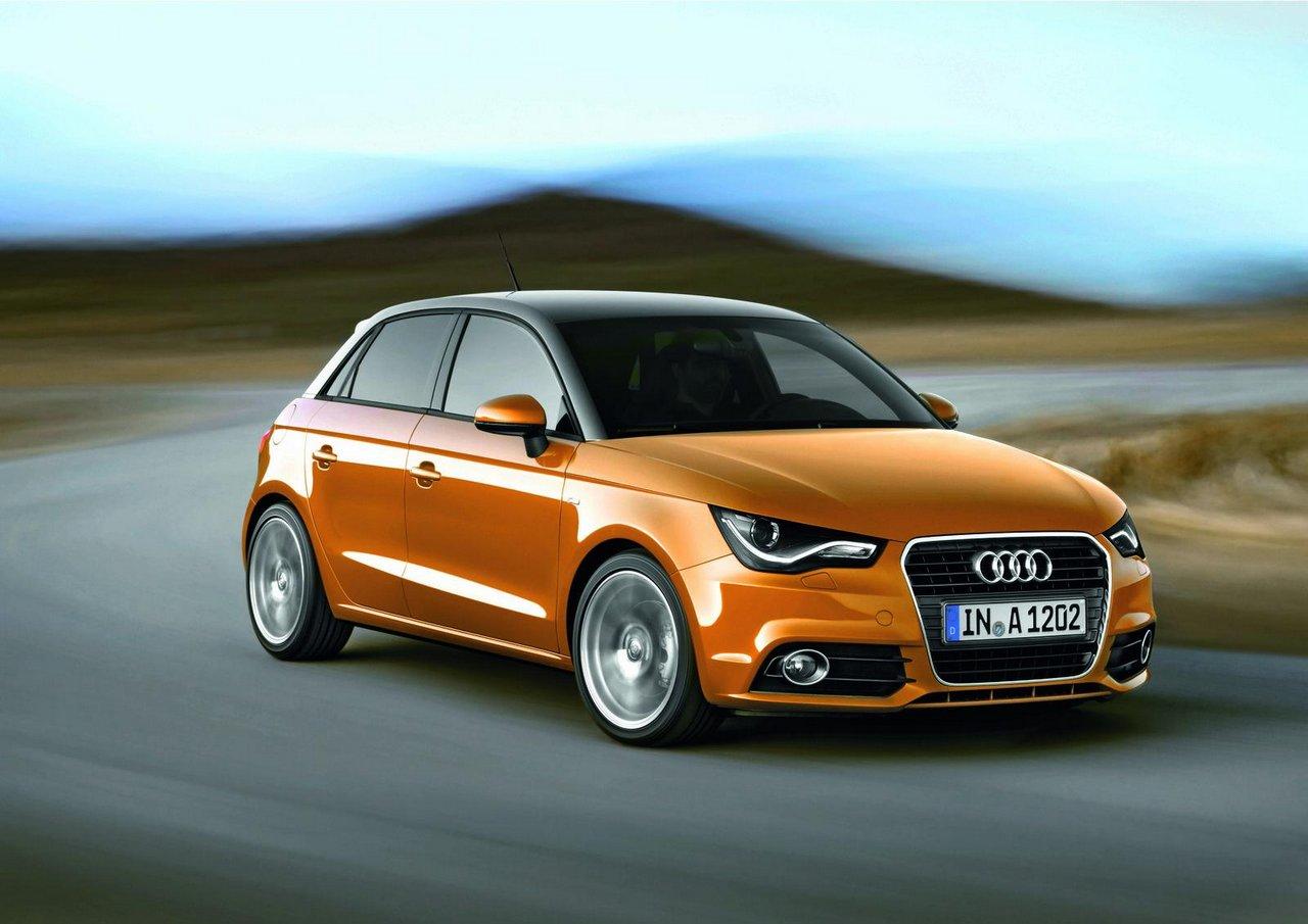 Audi A1 Sportback cinque porte: nuove immagini, comunicato ufficiale e prezzi